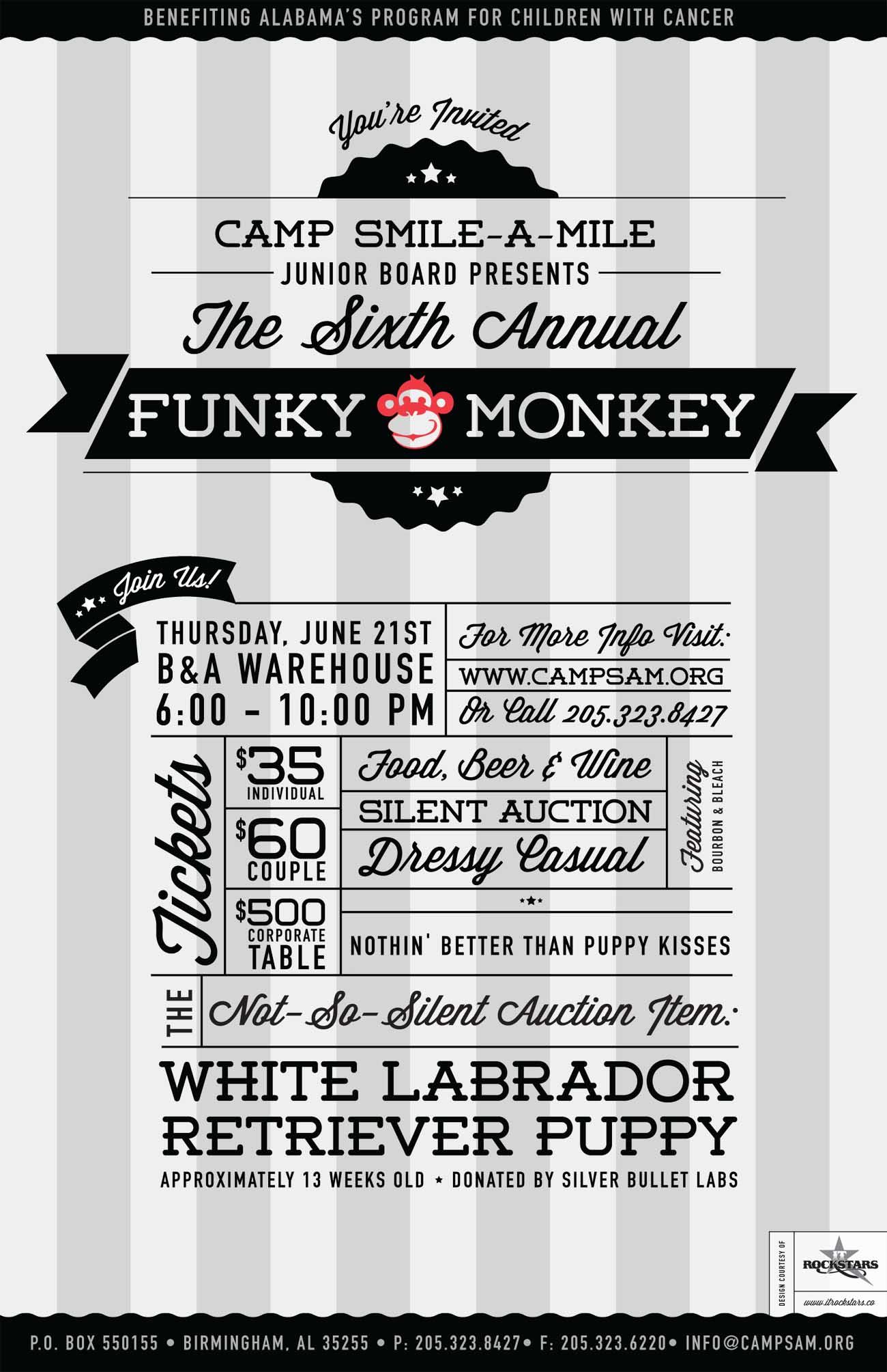Funk Monkey Poster_V2