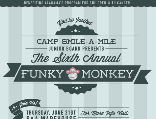 Camp Smile-A-Mile's Funky Monkey