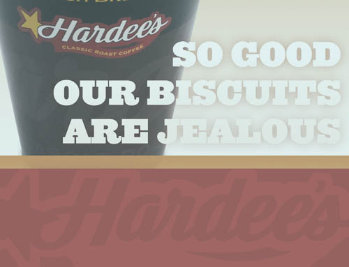 Hardee's Tea and Coffee Designs